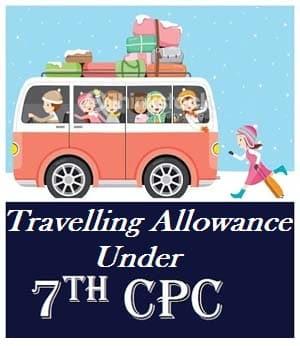 Travelling Allowance Eligibility Rules Tax Exemption Form Govt Railways Employee 1