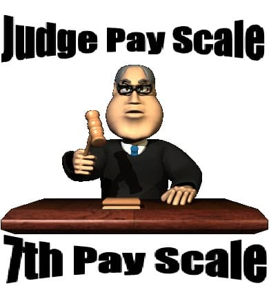 High Supreme District Civil Court Judge Grade Pay Scale Salary Allowance Perks