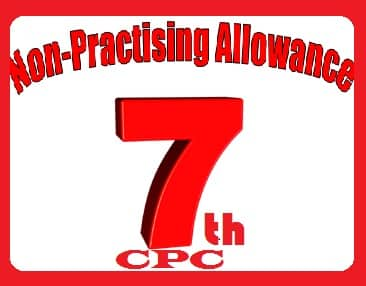 Non-Practising Allowance NPA Definition Calculation Rules Form Format