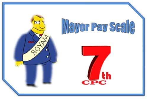Mayor Mahapor Pay Scale Grade Pay Salary Slip Allowance