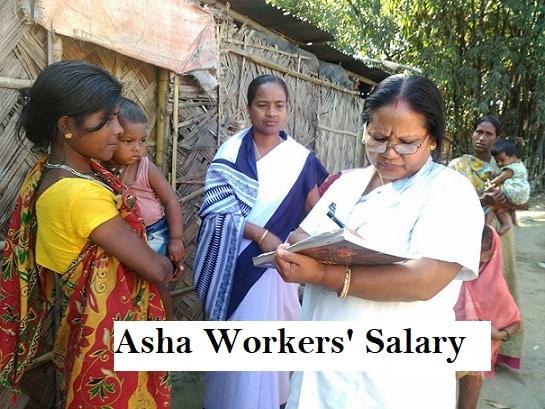 Asha Workers Salary