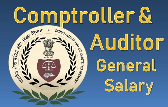Comptroller And Auditor General Salary