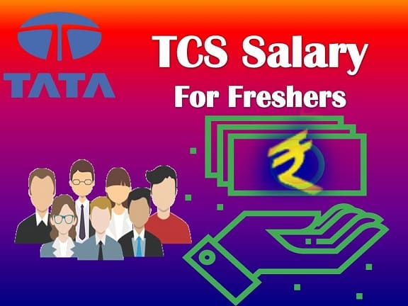TCS Salary For Freshers